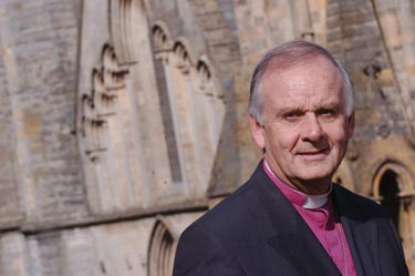 Barry Morgan Archbishop of Wales