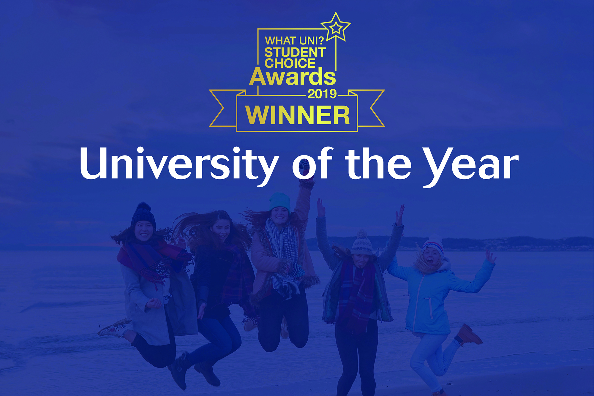 Whatuni University of the Year 2019